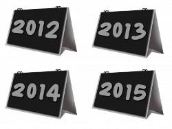календари на 2012 - 2015 годы